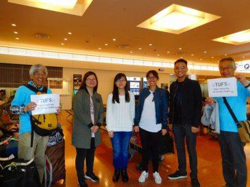 東京外国語大学留学生支援活動