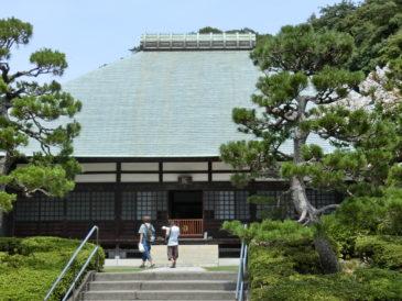 日本大好き韓国人親子と雨の鎌倉、初ガイド