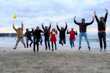 AOTS(TKC)研修生 それぞれの未来に向かってジャーンプ!