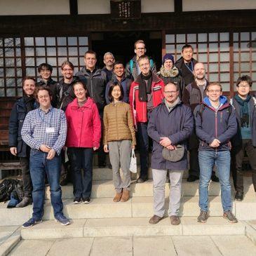 NII国際会議参加者 鎌倉で日本文化を満喫