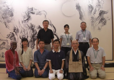 ZAZEN (Sitting Meditation) Experience in English at Kenchoji Temple