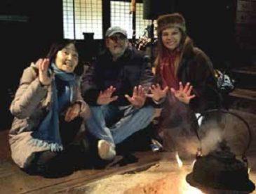 British Family Amazed at Old Farmhouse in Yokohama