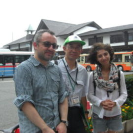 American Couple Enjoy Half-Day Visit to Kamakura the Ancient Samurai Capital