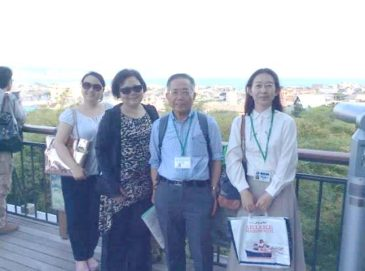 Taiwanese Mom Visits Kamakura with Her Daughter