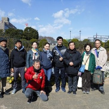 JICA横浜 横浜ご当地プログラム:関内・山手は文明開化の博物館