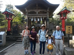台湾三世代女性、江の島の風景絶賛