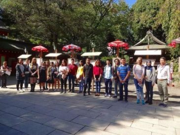 東京外国語大学留学生支援活動(その2)
