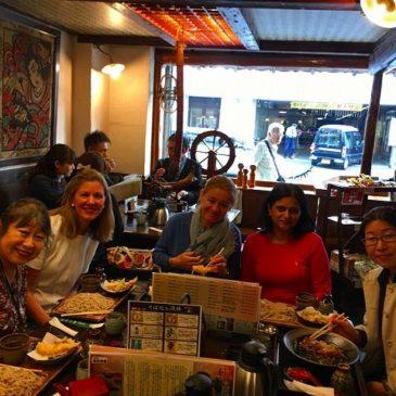 食を通しての日本語会話:蕎麦