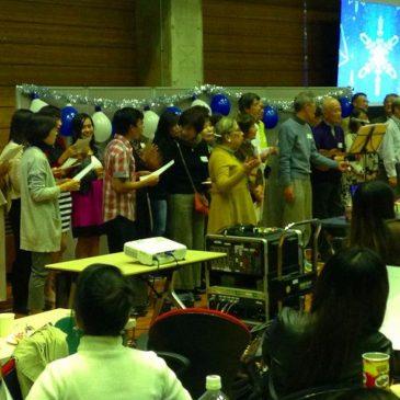 AOTSフィリピンEPA介護福祉士候補者研修コース 謝恩会に出席