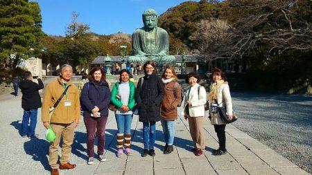サンモール校 鎌倉初詣ツアー