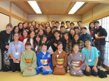 JOCA(青年海外協力協会)日系社会次世代育成研修員 茶道体験