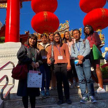 JICA東京研修員と横浜港や中華街を楽しむ