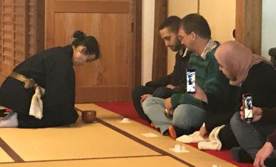 国際会議参加者 鎌倉で日本の心に触れる