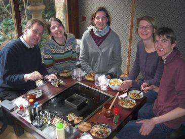 家族思いのドイツ人お父さん一行5人の年末鎌倉旅行