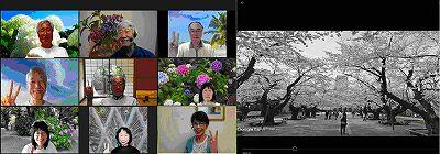 東京工業大学留学生、オンラインツアーで日本文化にますます興味津々