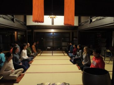 Experience of Zazen Meditation Held at Dokuonji Temple