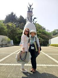 A Filipino Girl Who Is a Regular Visitor to Japan Goes Sightseeing in Kawasaki