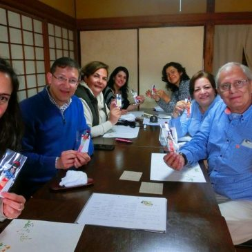 Guiding Foreign Visitors Is Not Ichigo-Ichie but Long Relationship