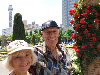 Australian Couple Enjoys Fresh Greenery and Roses