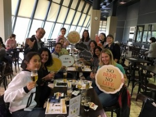 Mothers of Saint Maur International School Students Visit Kirin Yokohama Brewery